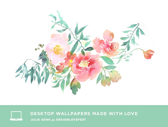 Rifle Paper Co Desktop Wallpaper D e s i g n l o v e f e s t dress 550x417