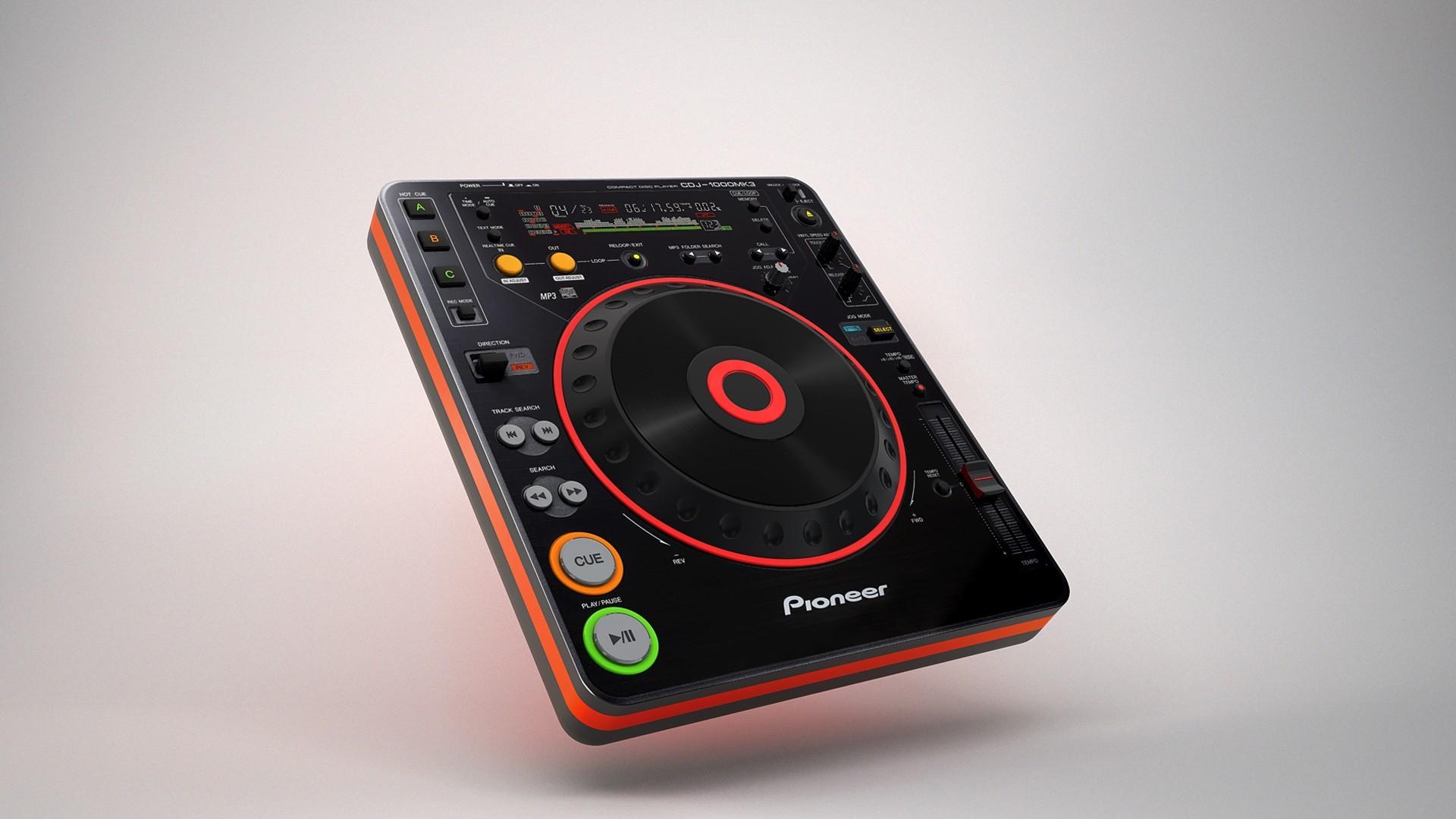 The Below Image is download Pioneer DJ Wallpaper 1920x1080