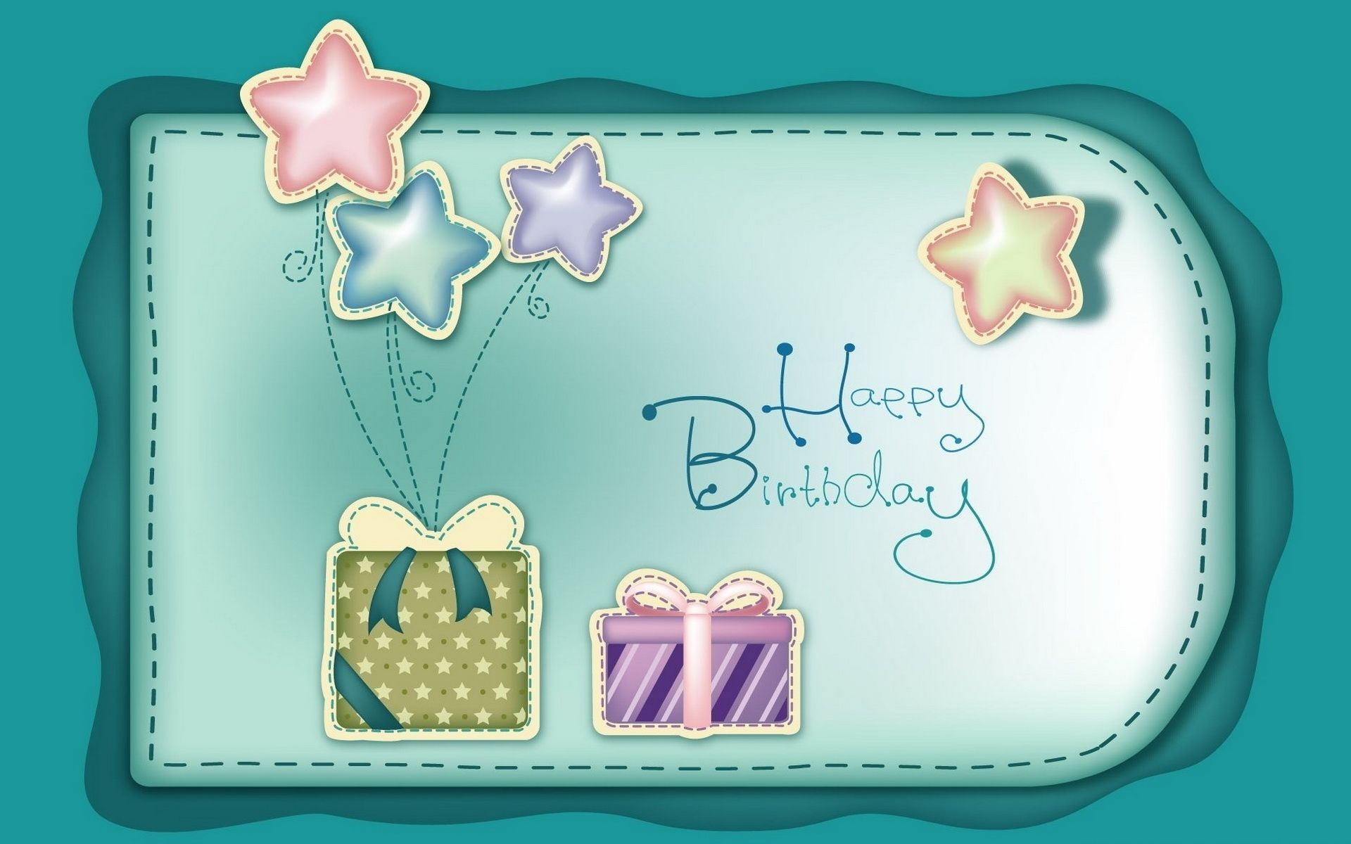 Birthday card wallpapers and images   wallpapers pictures photos 1920x1200