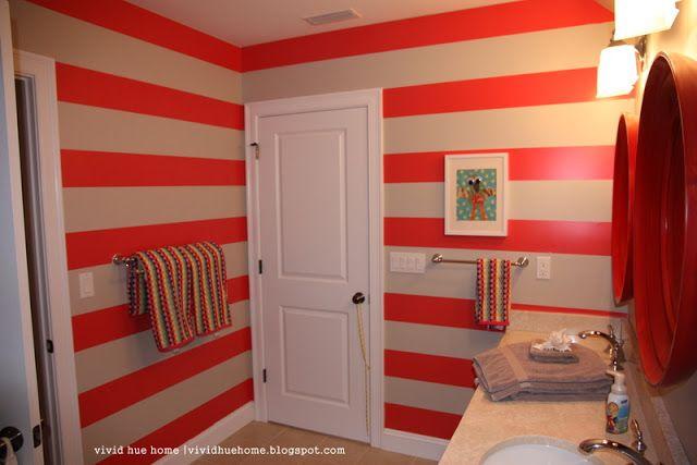 DIY Removable Wallpaper Bathroom Wallpaper Patterns Ideas 640x427