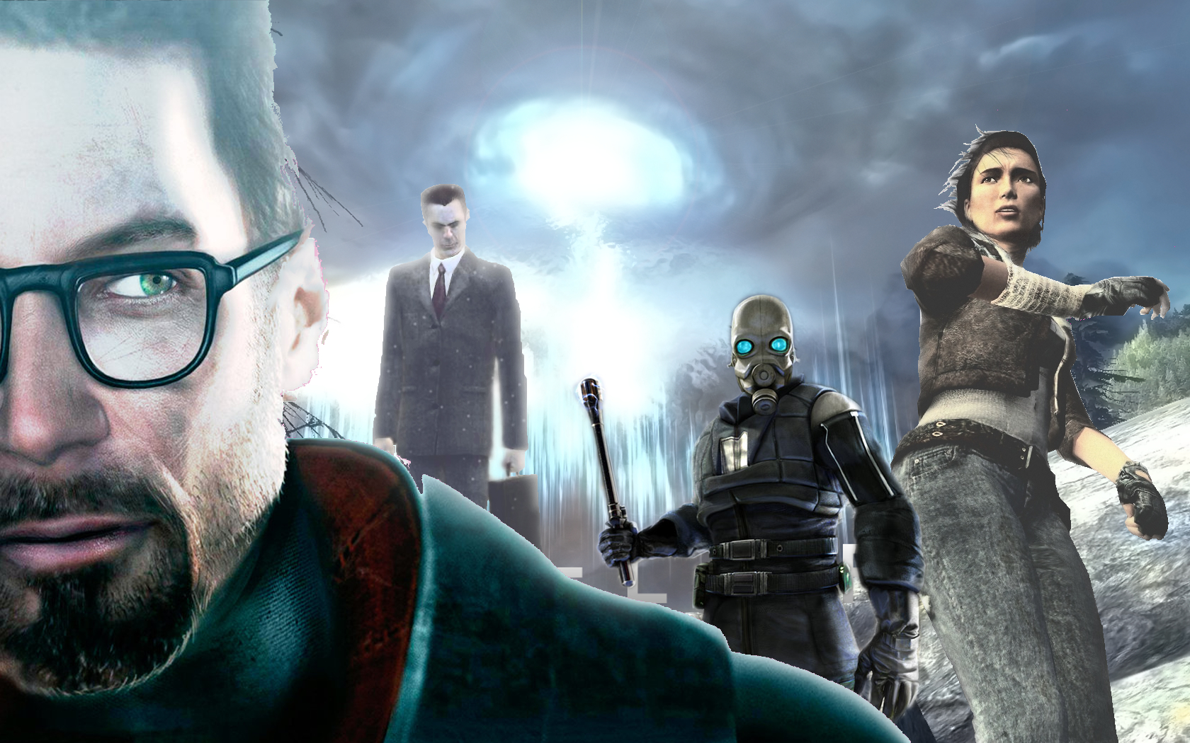 Free Download Half Life 2 Episode 2 Wallpaper Which Is Under The