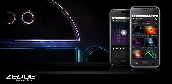 Zedge Ringtones Wallpapers Android App ReviewAndroid Apps 705x345