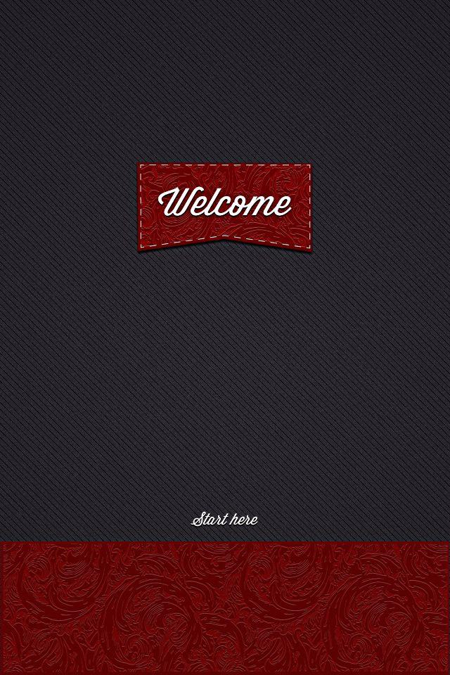 iphone lock screen wallpaper Lookbook Fon Pinterest 640x960