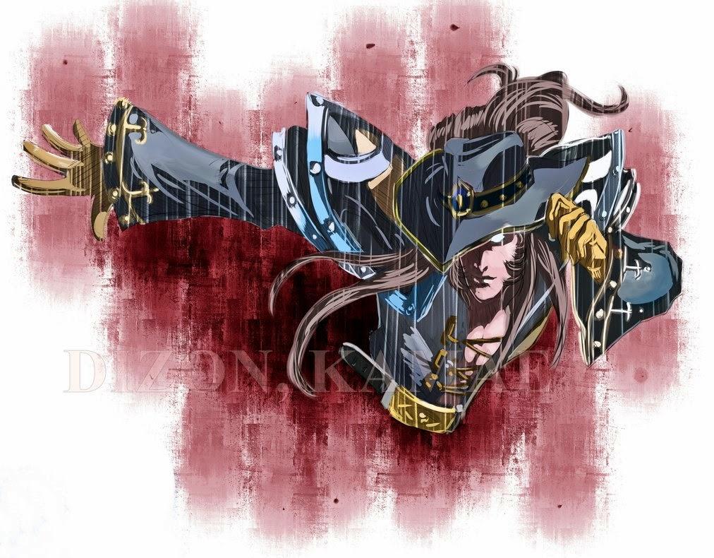 Twisted Fate League of Legends Wallpaper Twisted Fate Desktop 1012x790