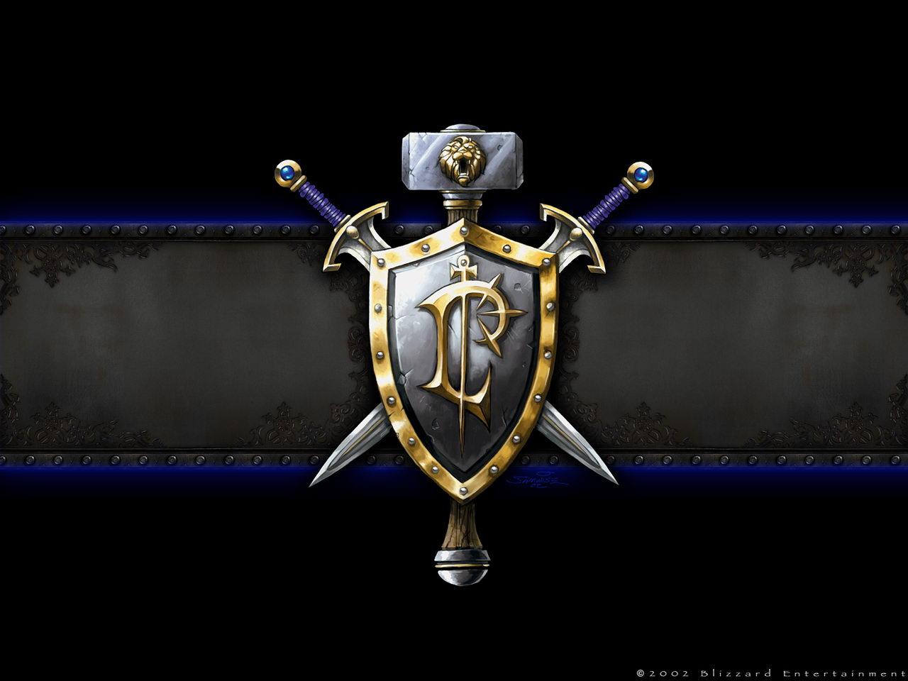 Human Shield  Warcraft 3 Reign of Chaos Wallpaper Gallery   Best 1280x960
