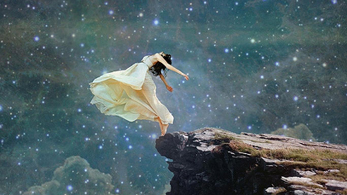Free Download Alone Dreamy Fantasy Hd 1366x768 Pixel Popular