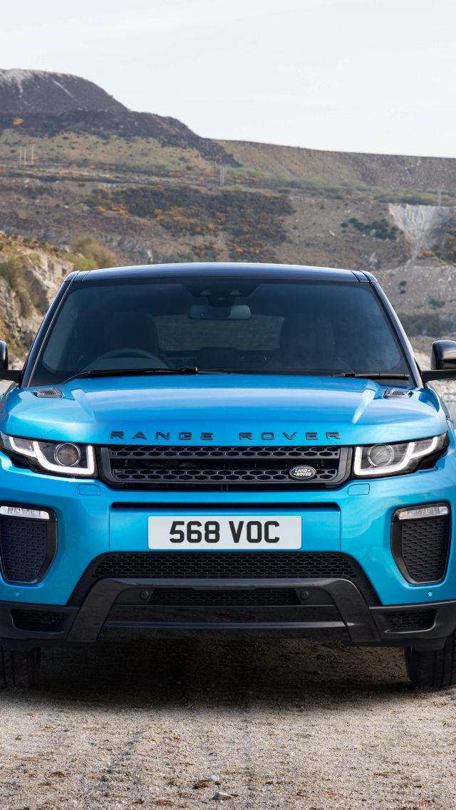 Wallpaper Range Rover Evoque 2019 Cars 5k Cars Bikes 15875 640x1138
