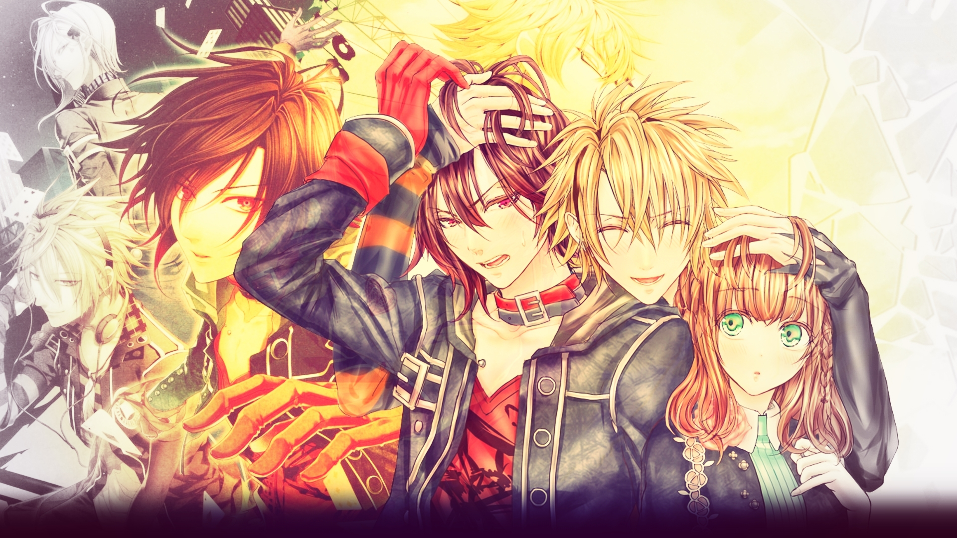 Amnesia Desktop Wallpaper 1920x1080