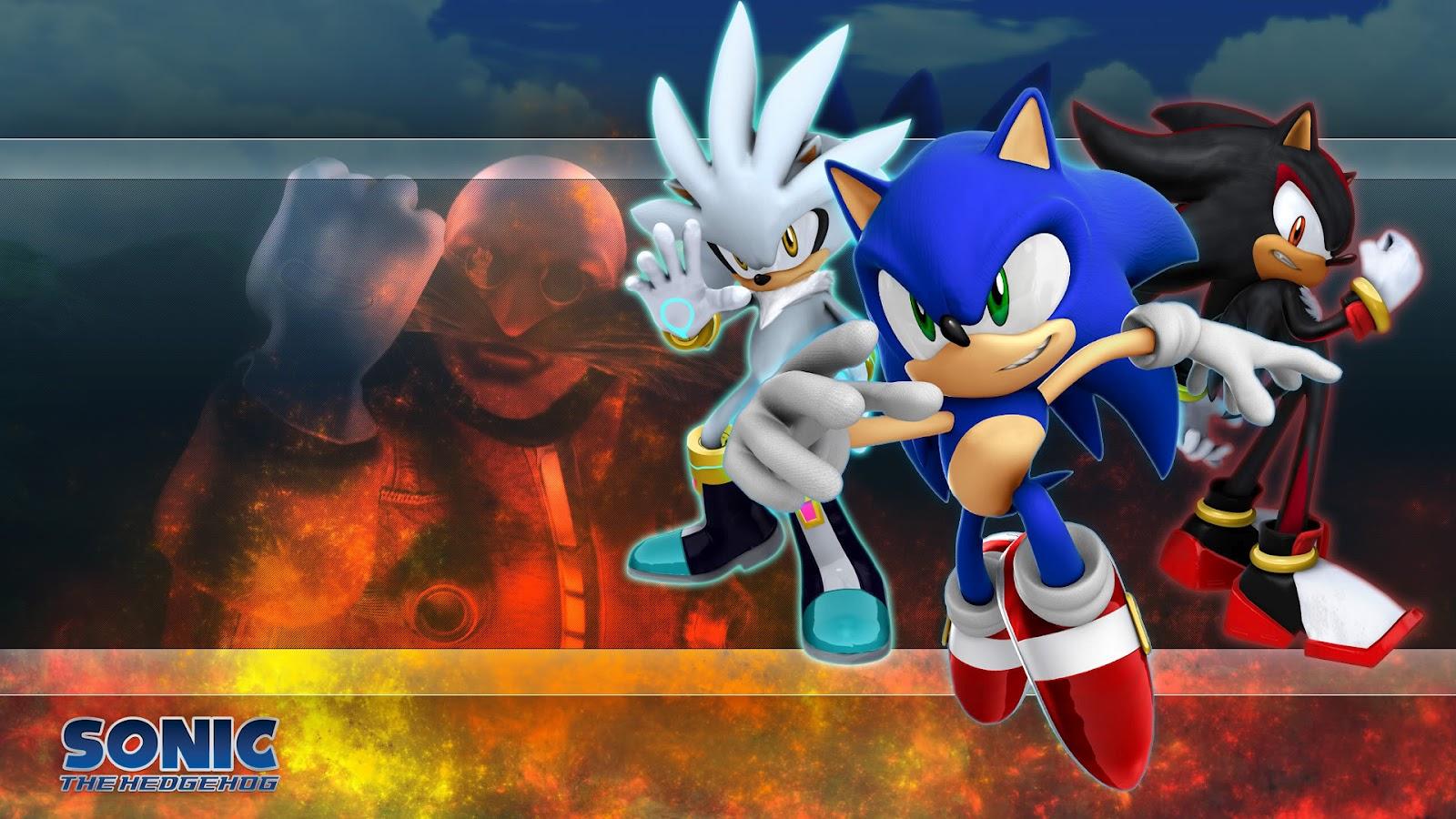 Free Download Sonic The Hedgehog Wallpaper 2 Sonic The Hedgehog