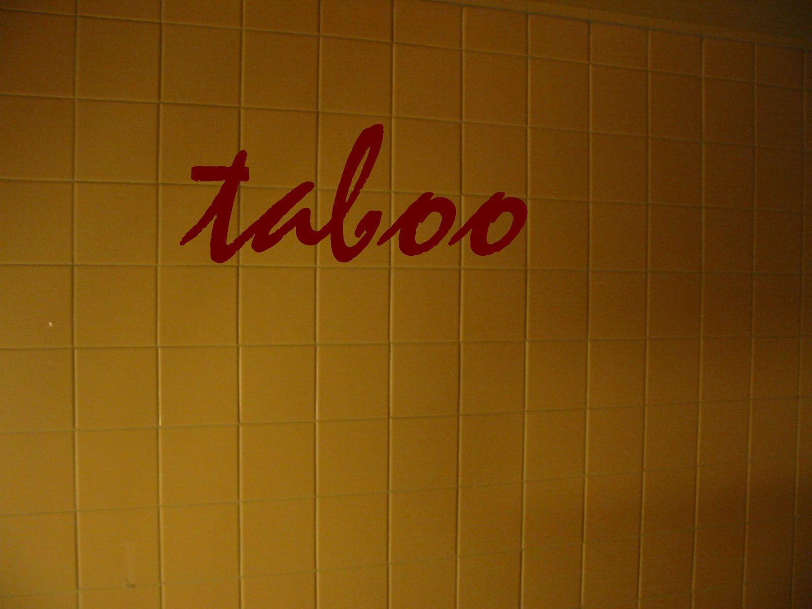 Taboo Wallpapers 1600x1200