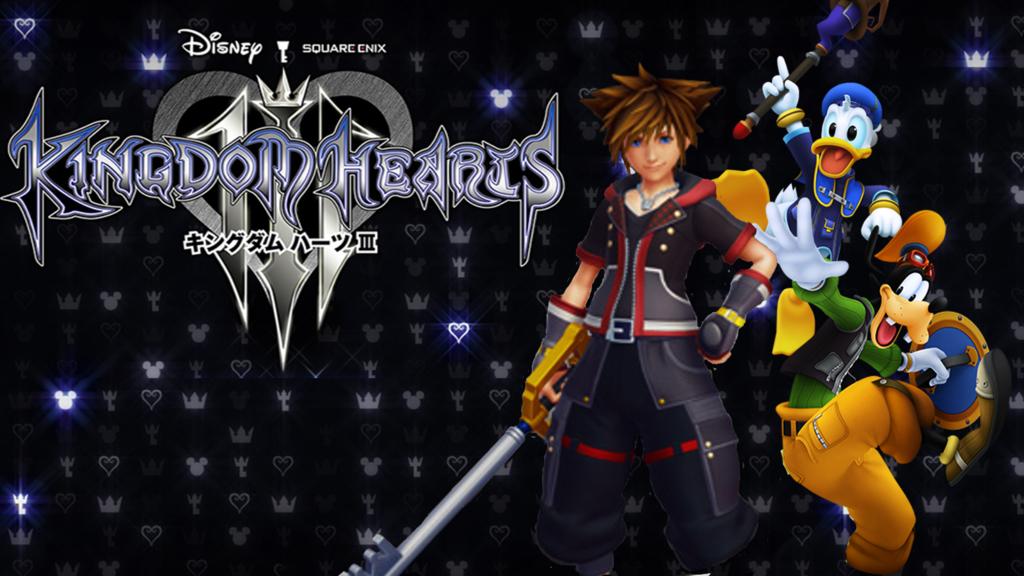 Kingdom Hearts III wallpaper by davidsobo 1024x576