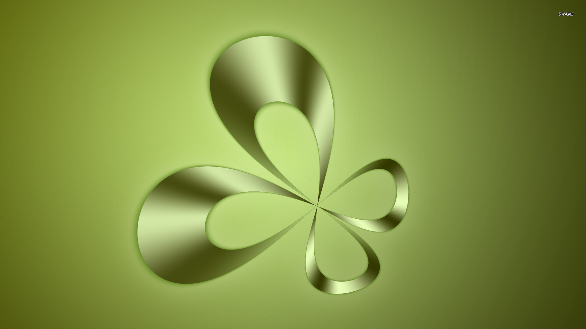 Four leaf clover wallpaper   Digital Art wallpapers   510 1920x1080