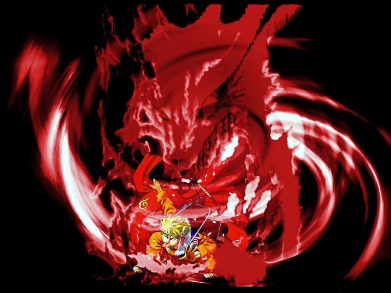 EPIC POSE naruto THE BEAST WITHIN Anime Naruto HD Desktop 800x600
