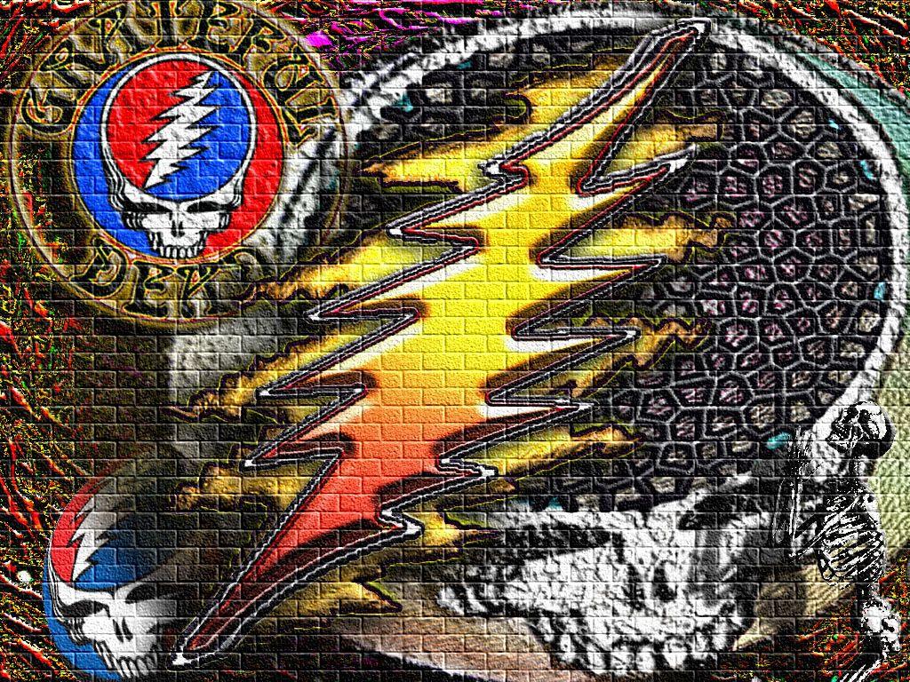 Grateful Dead Backgrounds 1024x768