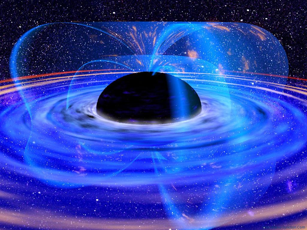 Black Hole Wallpapers 1024x768