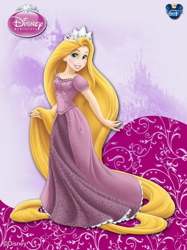 Go Back Gallery For Disney Princess Rapunzel Wallpaper 600x800