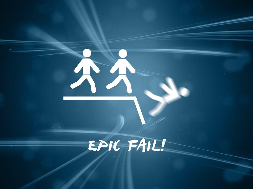 Epic Fail Wallpaper My wallpaper epic fail by 1024x768