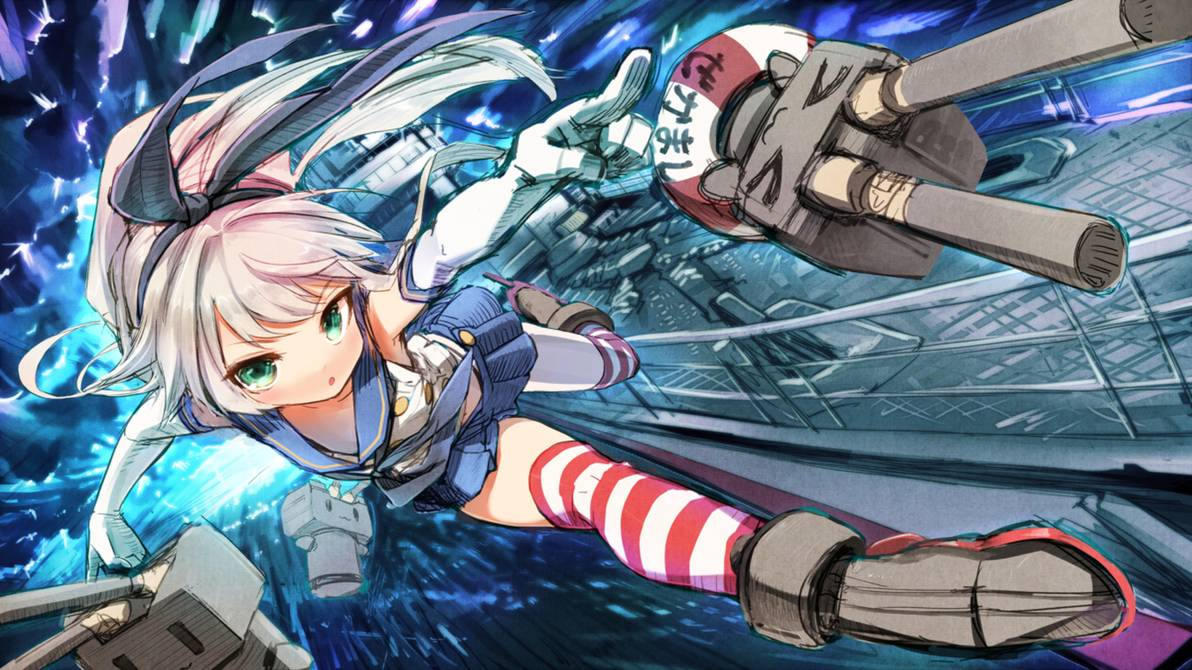 kantai Collection Wallpaper 1920x1080 01 by ANIMEWALLPAPERS247 1192x670