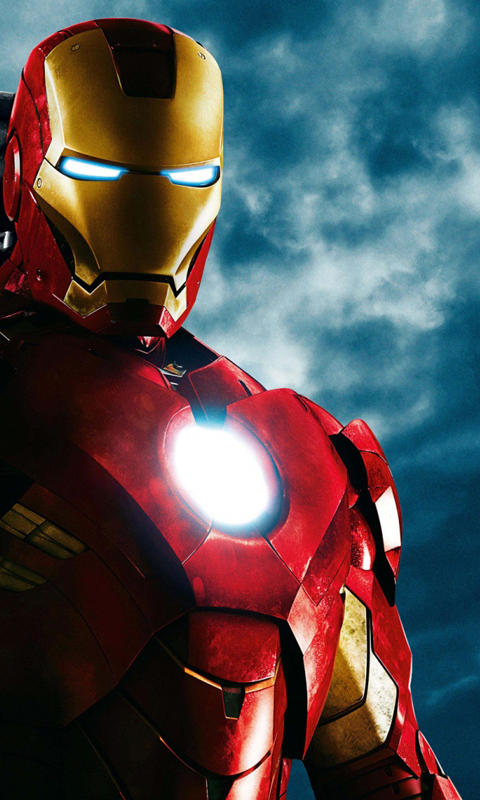 Iron Man LLive Wallpapers Live HD For Android 480x800