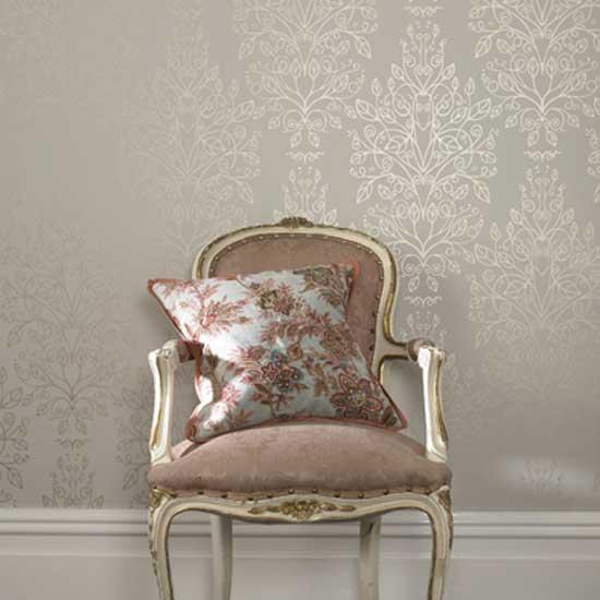 home wallpaper design 2015   Grasscloth Wallpaper 550x550