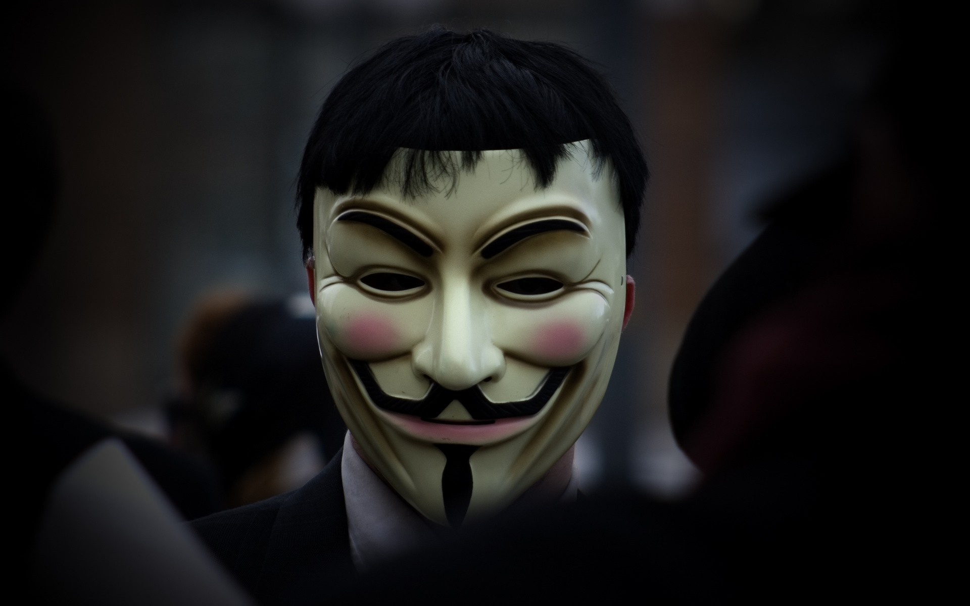 Mask Anonymous Wallpaper Download HD Wallpaper with 1920x1200 1920x1200