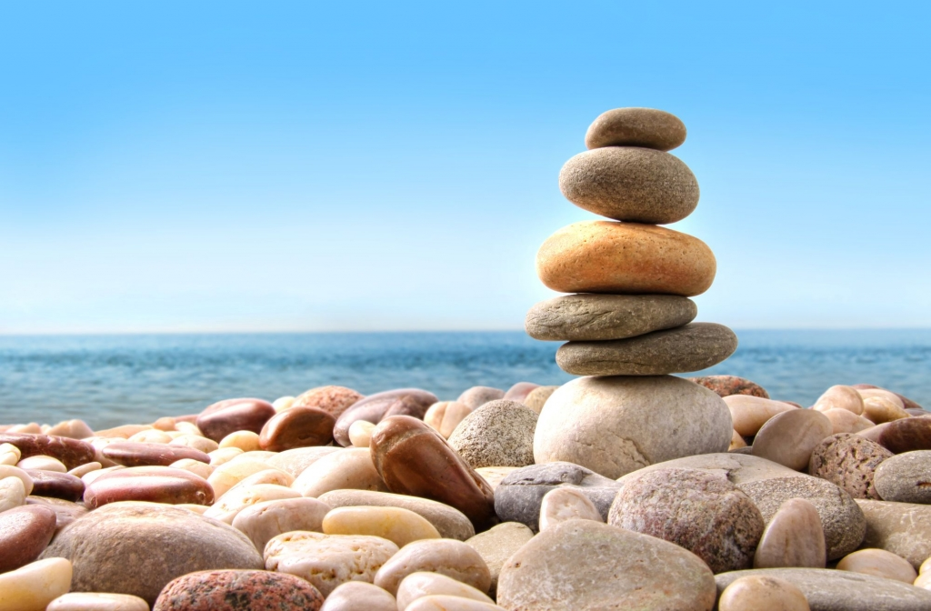 Free Download Zen Stones Wallpaper Sf Wallpaper 1024x672