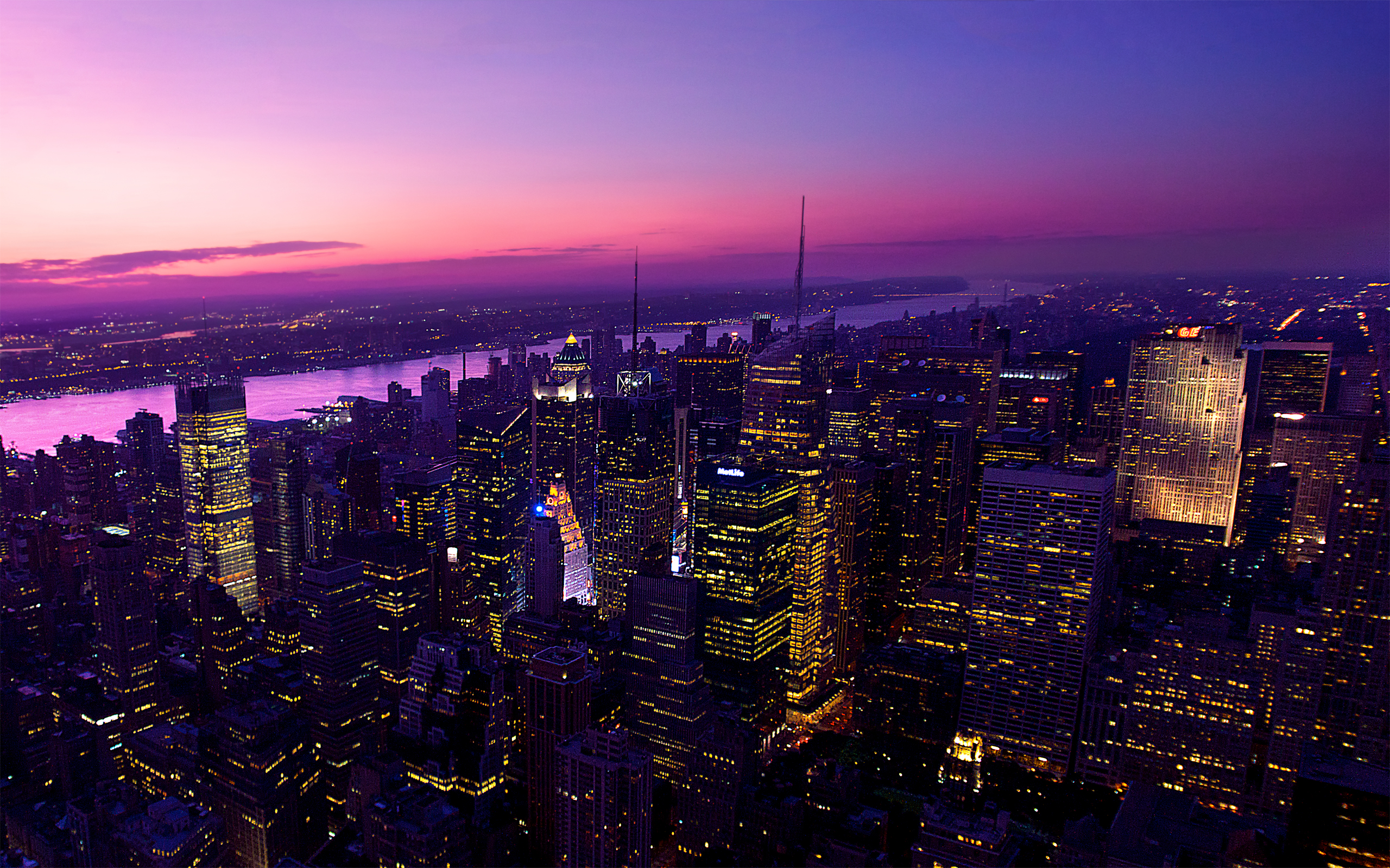 New York City Desktop Wallpaper 2560x1600