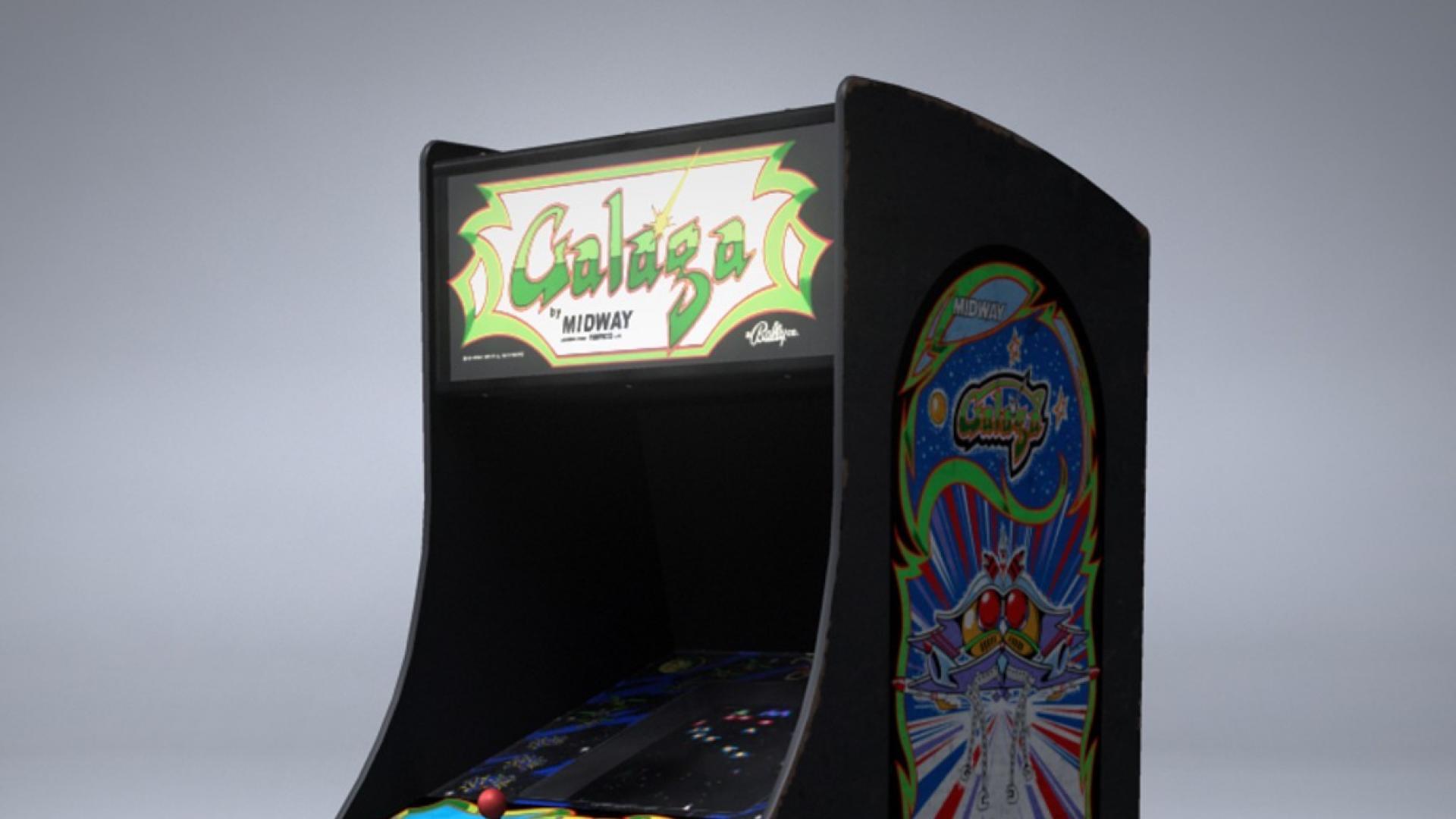 Arcade iphone galaga gaming retro games wallpaper 26516 1920x1080