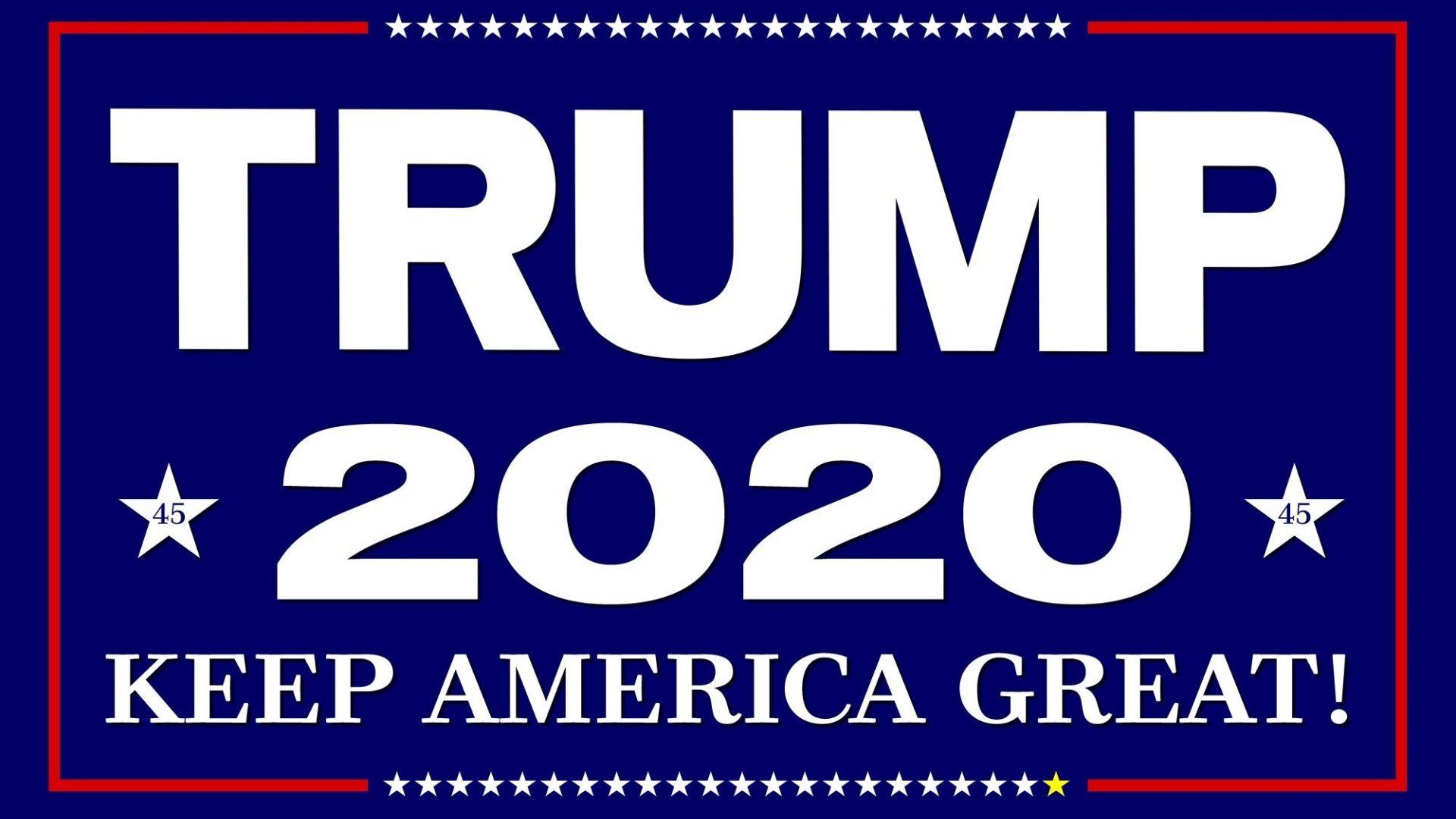 Trump 2020 Computer Wallpapers 1920x1080