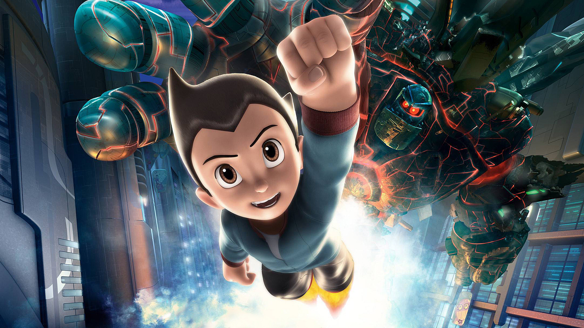 Astro Boy Wallpapers HD Wallpapers 1920x1080