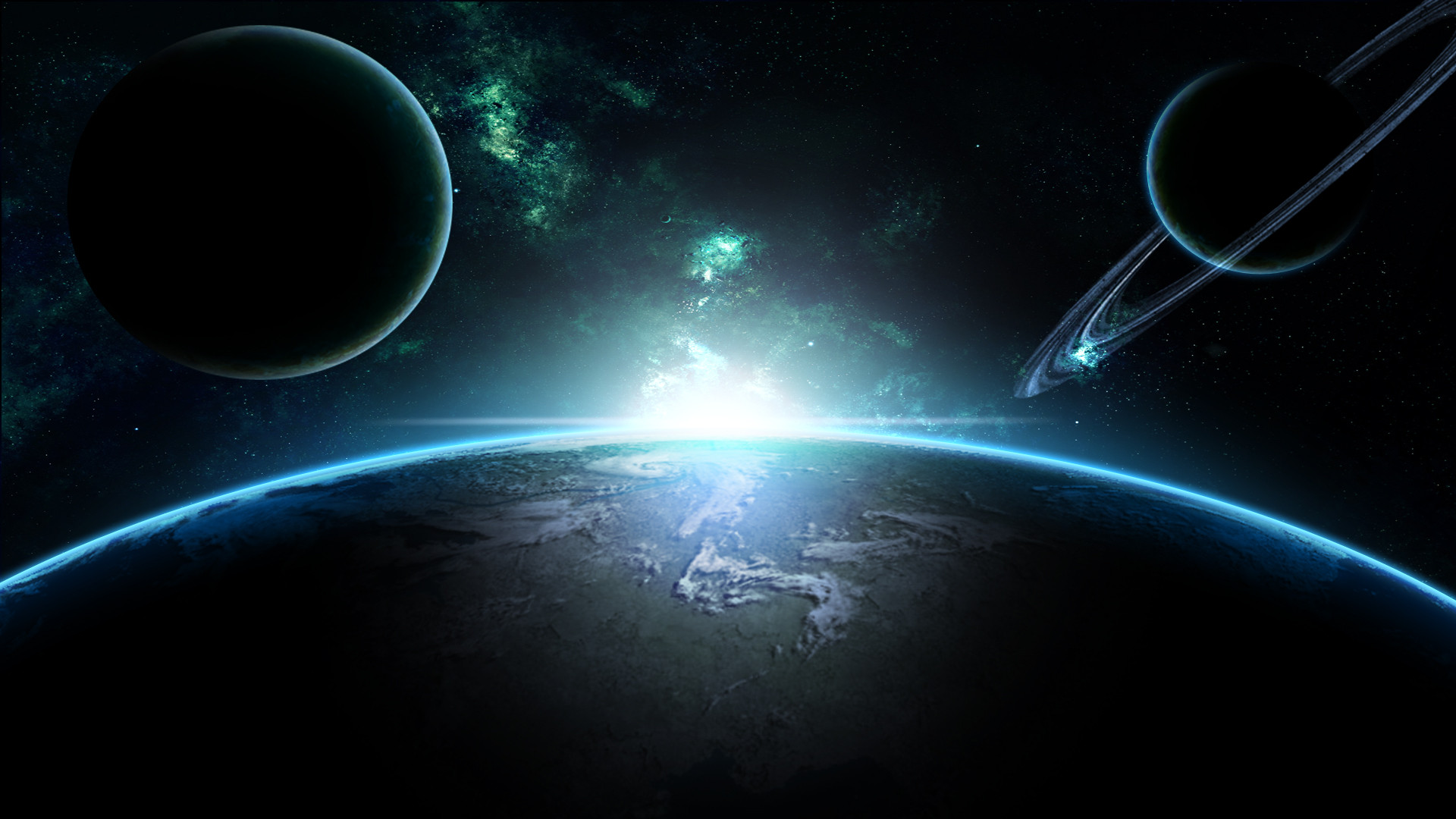 Cool Planet Wallpaper images 1920x1080