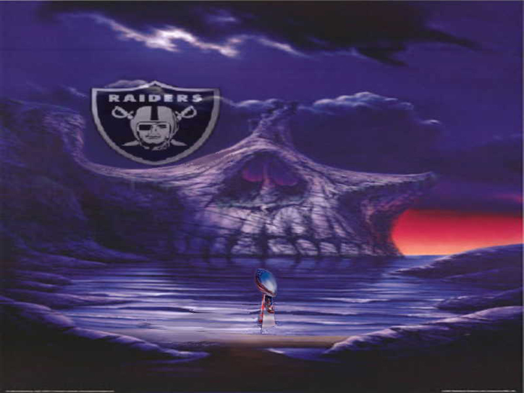 Gangster Skull Raiders Wallpaper