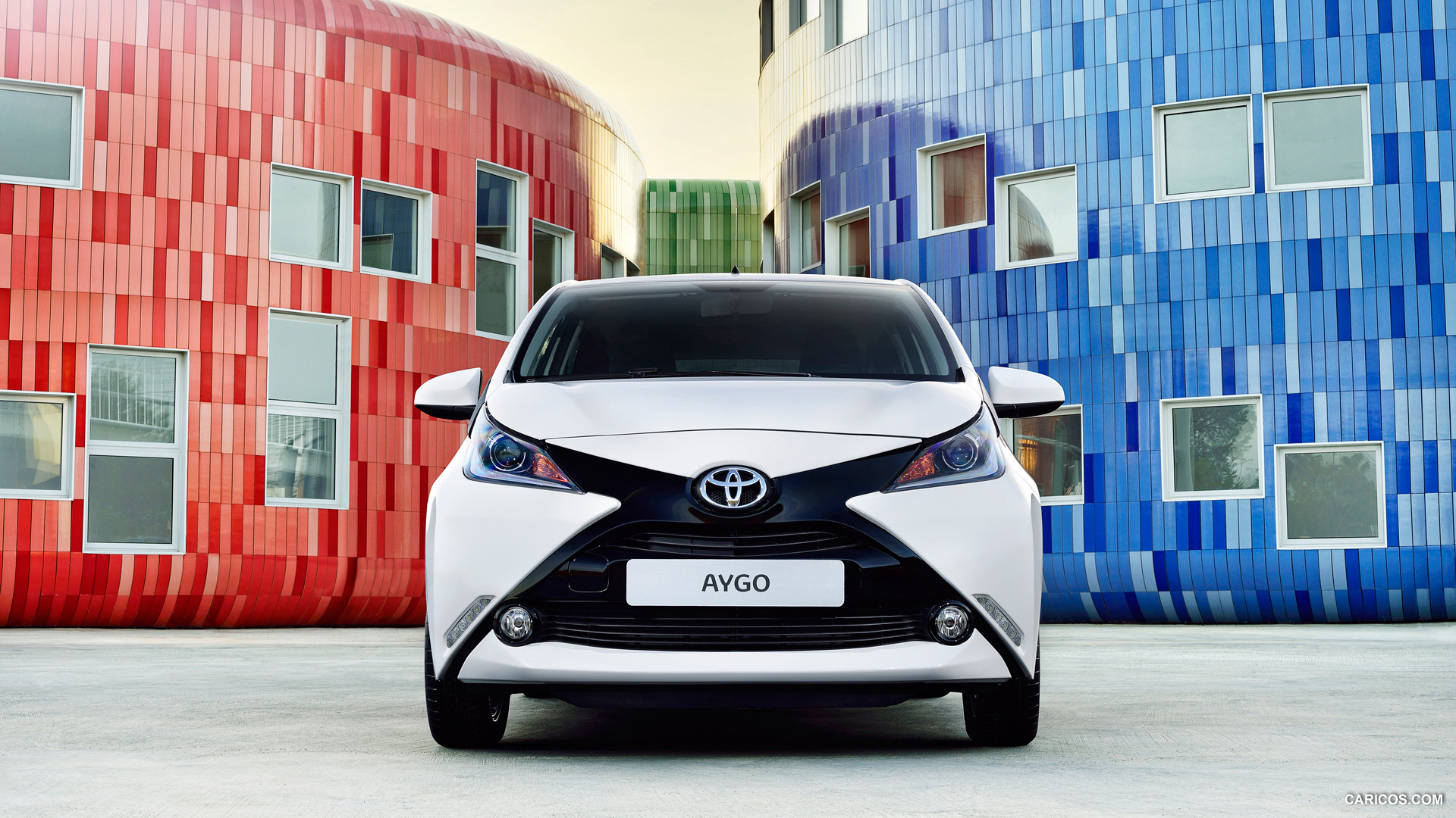 2015 Toyota AYGO   Front HD Wallpaper 14 1920x1080