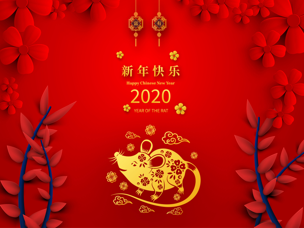 2020 Chinese New Year Images Wallpapers   HappyNewYear2020 1000x750