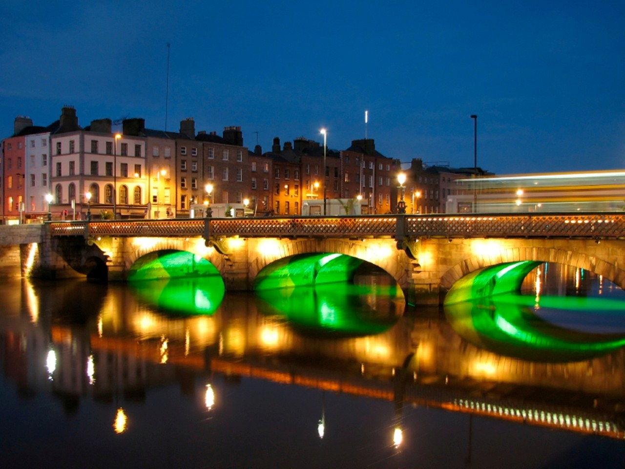 Dublin City Ireland HD Wallpapers wallpaperslinkcom 1280x960