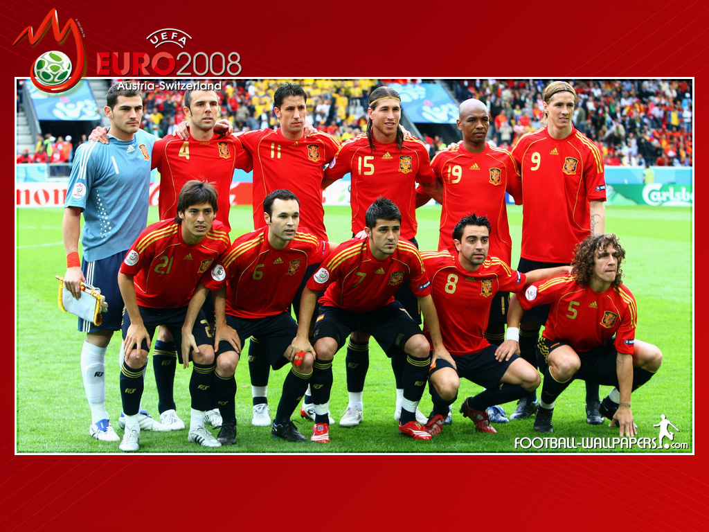 Pin Spain National Team Wallpapers Football And Videos on 1024x768
