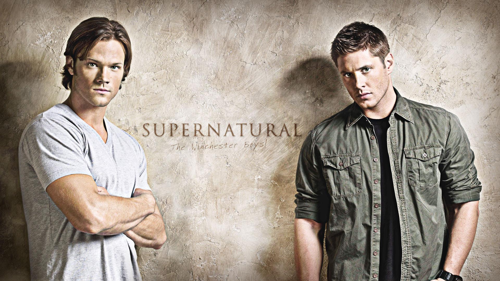 Winchester Boys HD   Supernatural Wallpaper 5256380 1920x1080