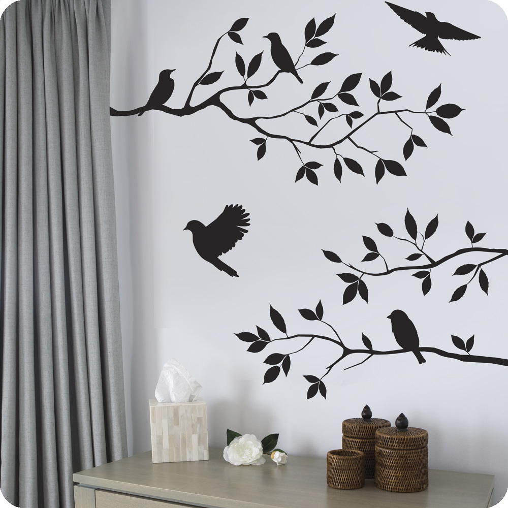 Wall Sticker Wallpaper Home Interior Design 5919 Wallpaper 1000x1000