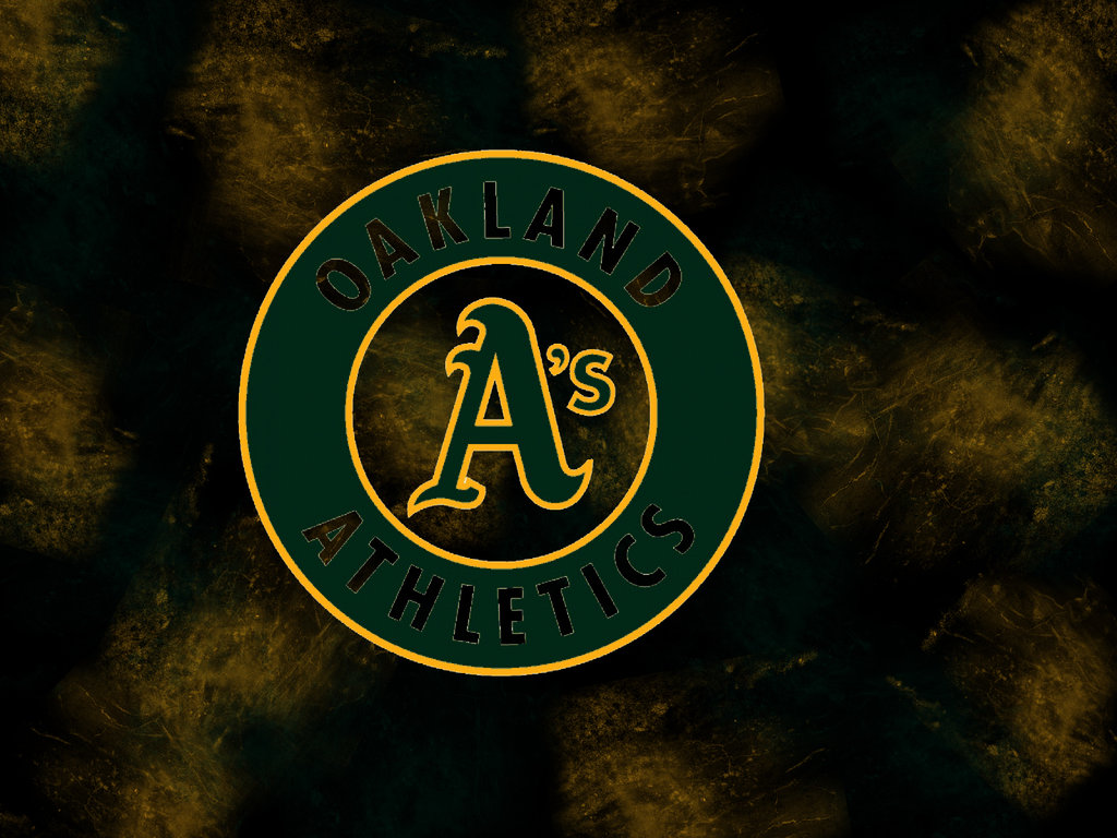 Oakland Athletics Wallpaper by hershy314 1024x768