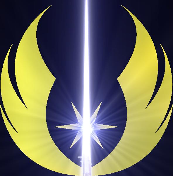 Jedi Wallpaper: Jedi Symbol Wallpaper