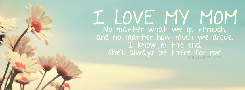 Love My Mom Quotes Love Quotes 851x314