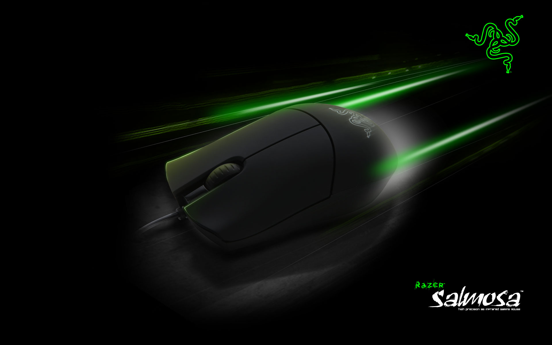 Computers   Razer Salmosa Gaming Mouse   Desktop 1920x1200