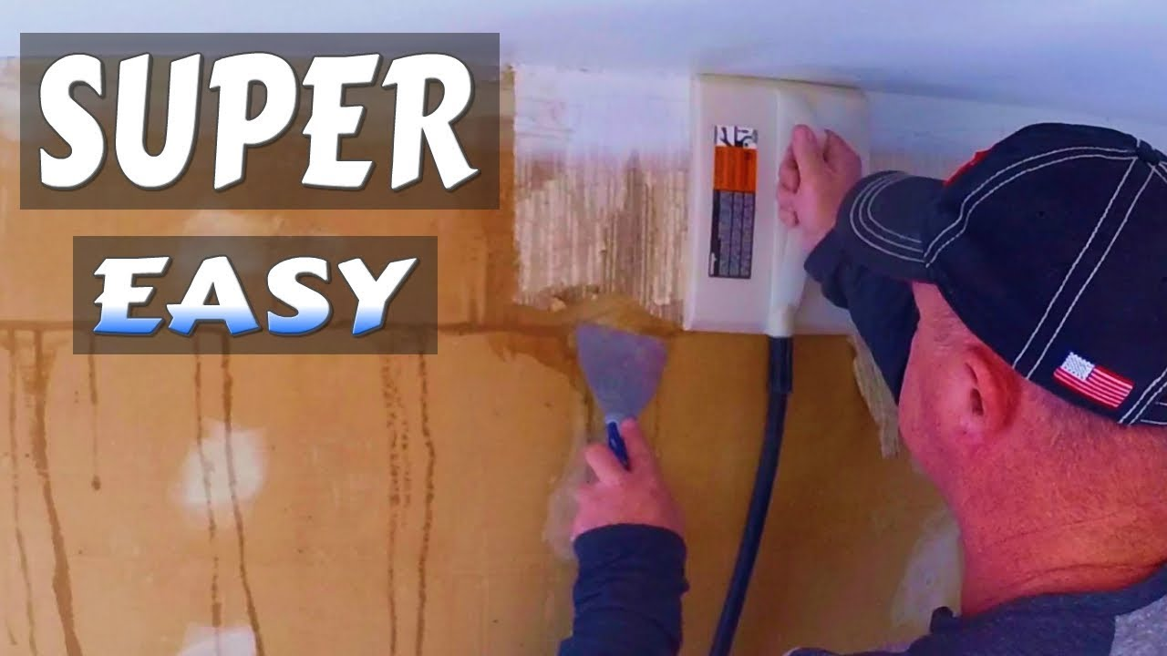 [19+] Removing Wallpaper Border from Drywall on ...