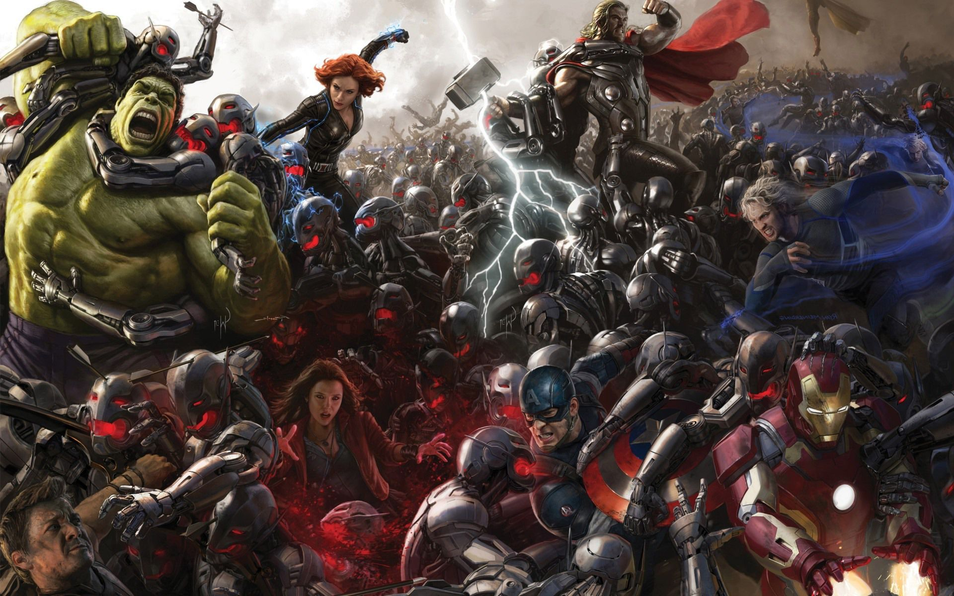 Avengers Age of Ultron 2015 Wallpaper Desktop   HD Wallpapers 1920x1200