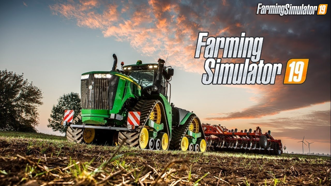 Farm Simulator Game Popularity Rising Tournaments in Europe 1280x720