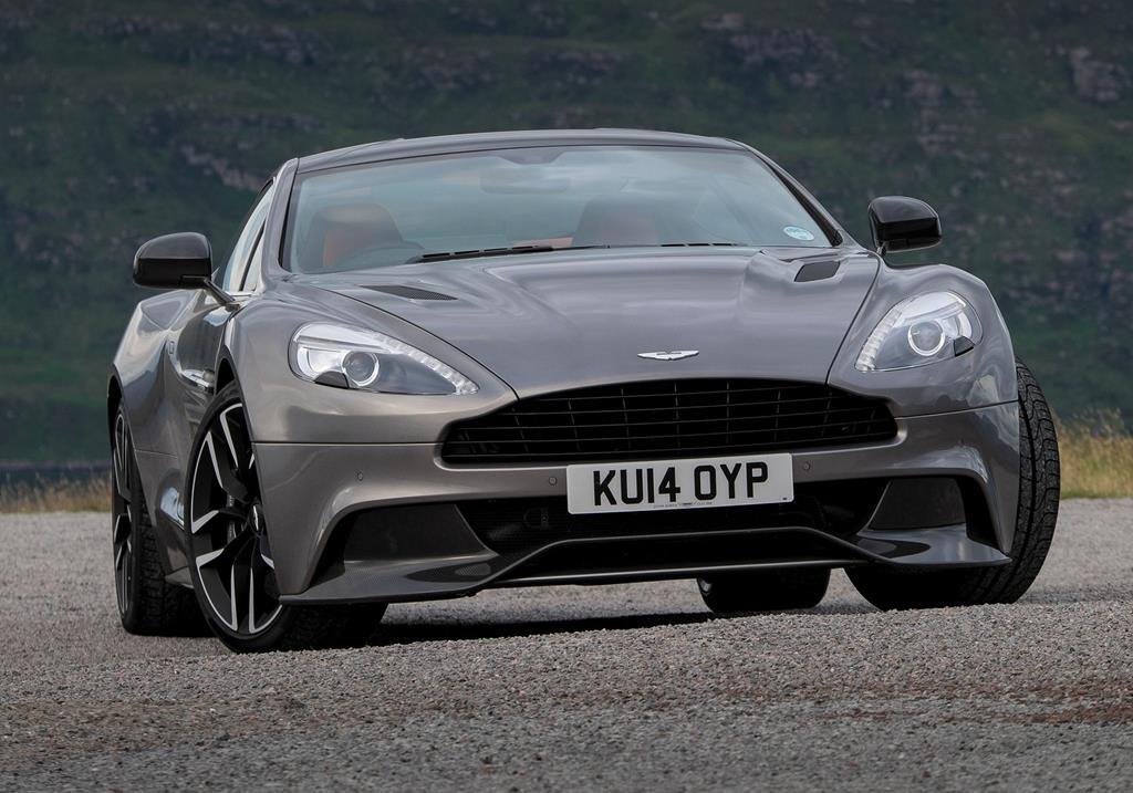 Aston Martin Vanquish Car Wallpapers 2015 Automobiles 1024x717