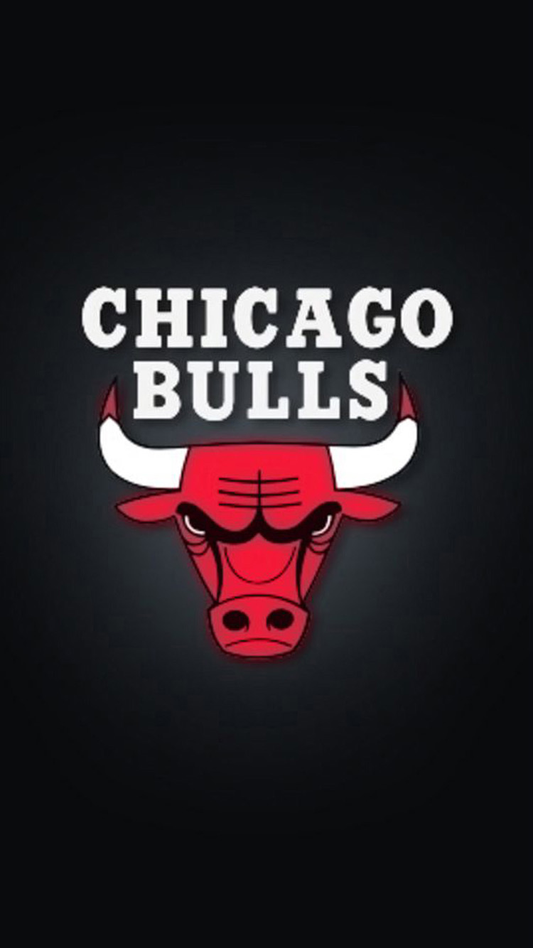 Chicago Bulls 01 iPhone 6 Wallpaper iPhone 6 Wallpapers 750x1334