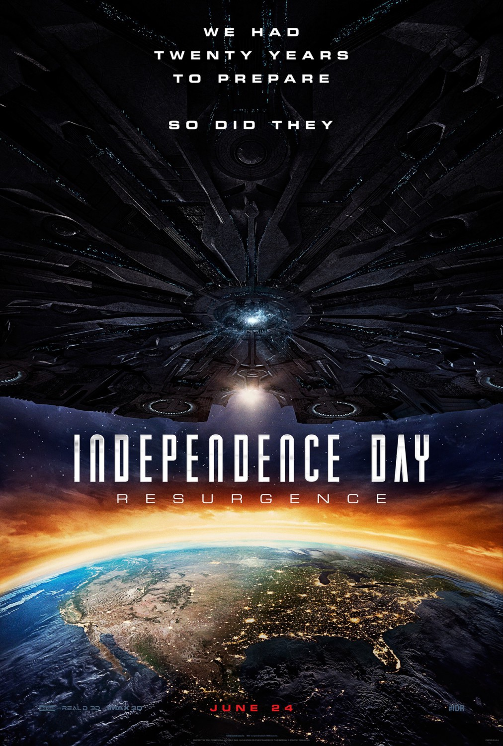 Independence Day Resurgence 2016   Images   IMDb 1012x1500