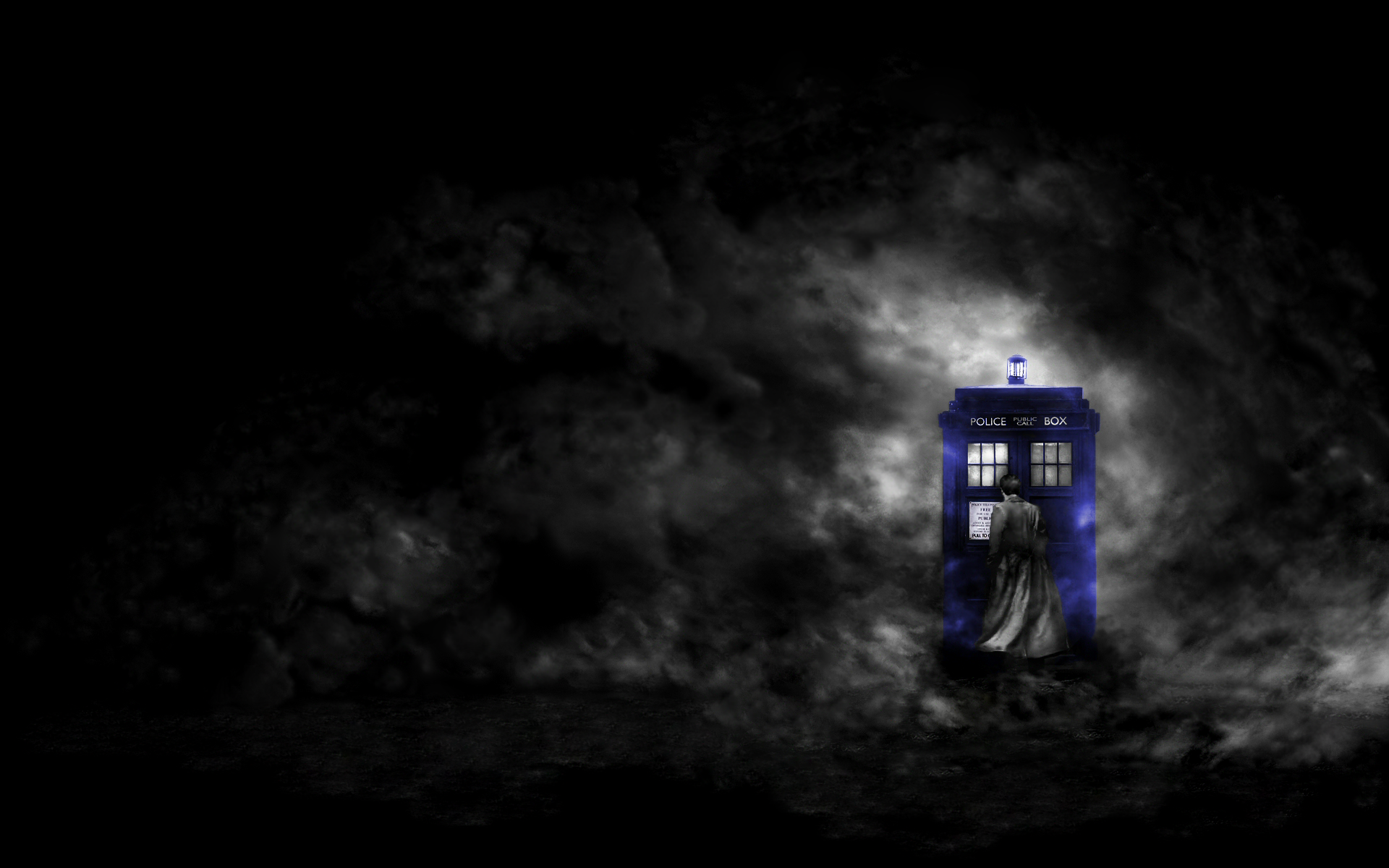 PGM Weekly Wallpapers Doctor Who 1920x1200