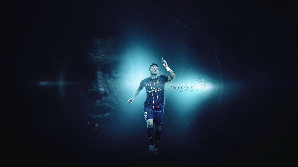[23+] Thiago Silva Wallpapers On WallpaperSafari